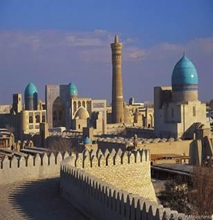 6662 - Classic tour to Uzbekistan 5 days/ 4 nights