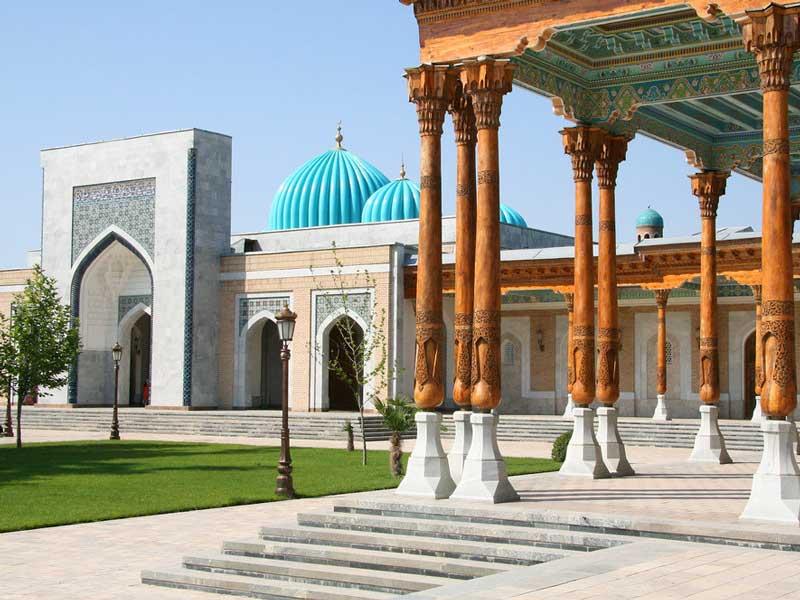 Imam Al Bukhari 1 - Memorial complex of Imam al-Bukhari