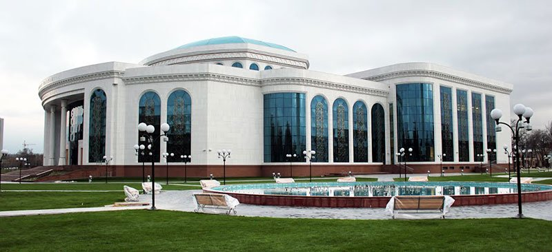 National library tashkend2 - National library