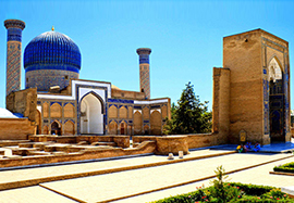 Samarkand 1 - Quests