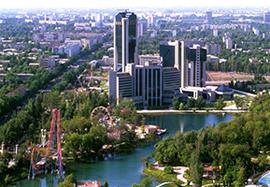 Tashkent - Hospitable Tashkent foe tourists from India