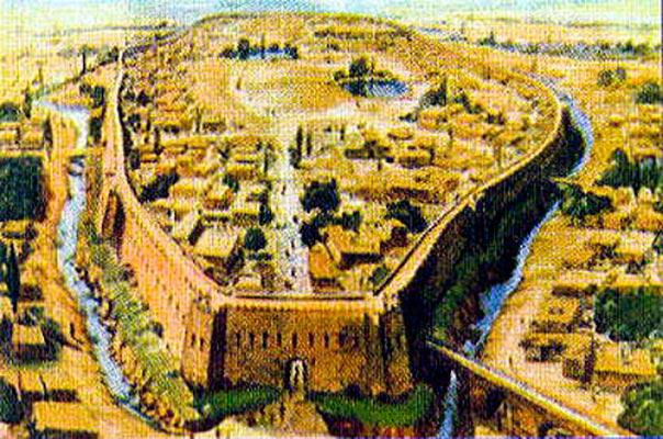 afrosiab gor6 - Afrasiab settlement