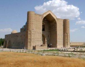 aisha bibi5 300x237 - Mausoleum of Aisha Bibi