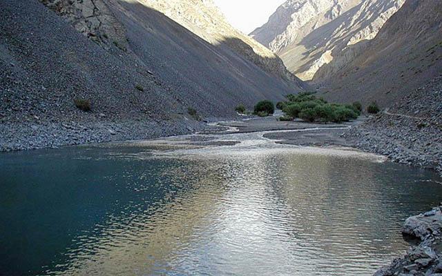 amudarya2 - Ríos y lagos