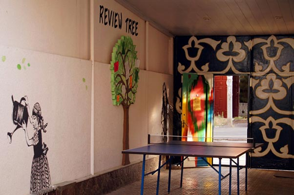 art hostel6 - Art Hostel