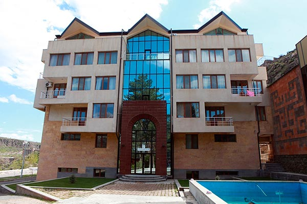 """arzny1 - Resort """"Arzni"""""""