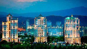 ashgabad1 300x169 - The white-stone capital of Turkmenistan - Ashgabat