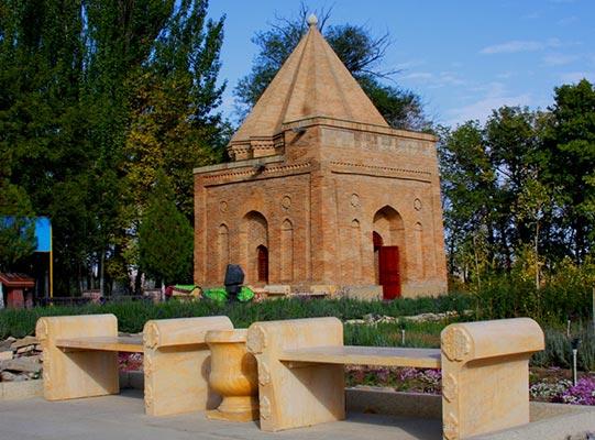 babadja hatun2 - Shrine Babaji Khatun