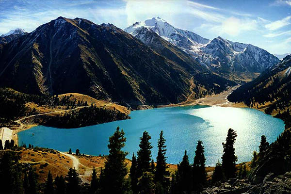 bao6 - Almaty lake