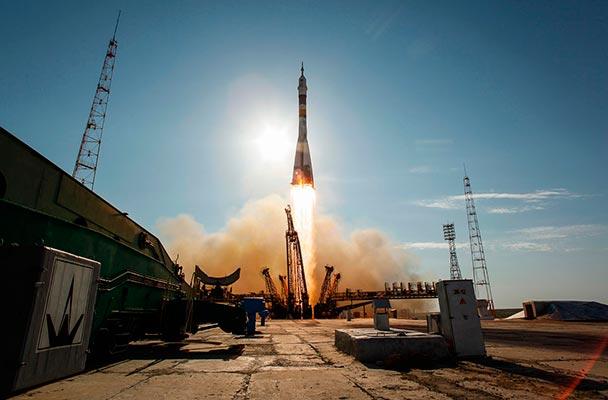 baykonur2 - Baikonur Cosmodrome