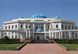 etno mus turkmen8 - Turkmenistan