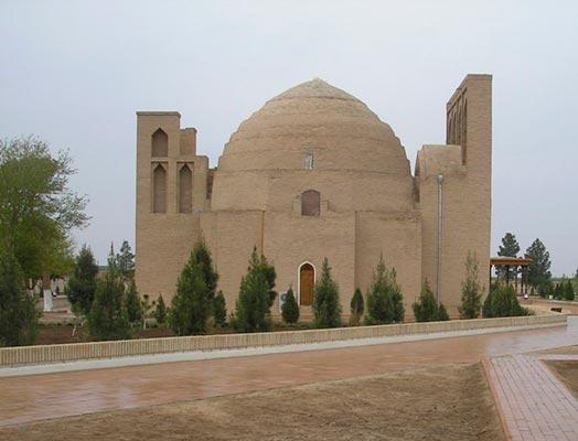 hakim at termezi10 - Memorial of Hakim at-Termezi