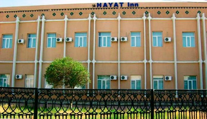 hayat inn9 - Hyatt Inn