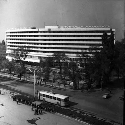 history almaty6 - History of Almaty