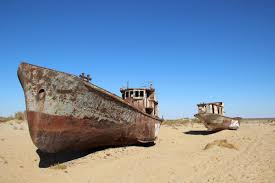 images - Aral Sea or sea which is not preset