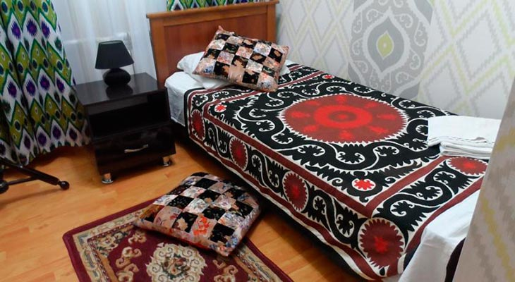 jahongir tashkent4 - Jahongir B & B