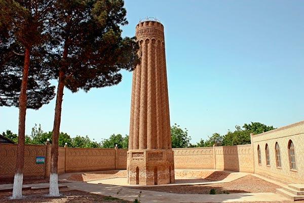 jarkurgan minaret1 - Jarkurgan Minaret