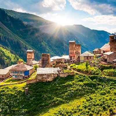 kahetia 2 3 - The history of the development of Georgian Kakheti