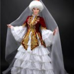 kaz kostum1 150x150 - Kazakh traditional costume: history and features