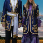 kaz kostum5 150x150 - Kazakh traditional costume: history and features