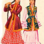 kaz kostum7 150x150 - Kazakh traditional costume: history and features