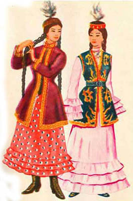 kazakh brides