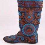 kaz obuv5 150x150 - Features traditional Kazakh shoes