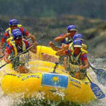 kaz rafting1 150x150 - Kazakh rafting: Feel the power of nature