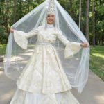 kaz svadba7 150x150 - Traditional Kazakh outfit the bride