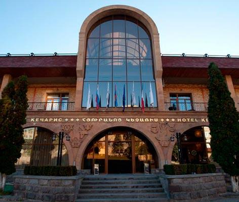 """kecharis14 - The hotel complex """"Kecharis"""""""
