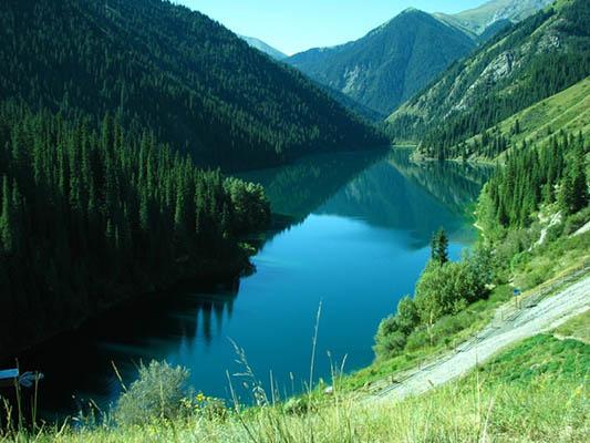 kolsar1 - Kolsai lakes