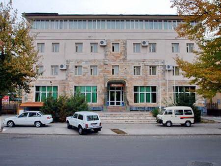 malika hotel - Malika Tashkent