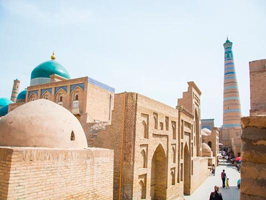 mazari sharif4 - Туркменистан-Узбекистан