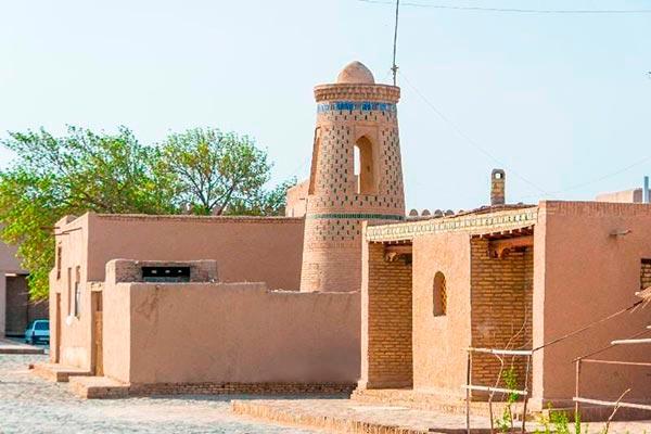 mechet kushbegi tura2 - Mosque of Hassan Murad Tura Kushbegi