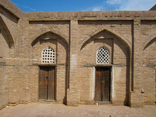 medrese atajanbay1 - Through the lands of the Great Silk Road