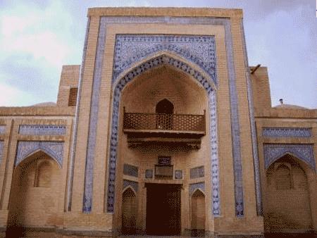 medrese matapanbay9 - Naqshbandi and his legacy