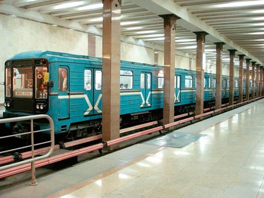 metro19 - Metropolitan - an amazing attraction in Tashkent