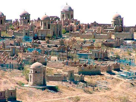 mizdakhan9 - Necropolis Mizdakhan