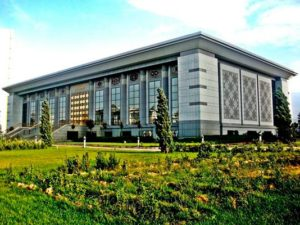 museum carpet2 300x225 - Музей туркменского ковра