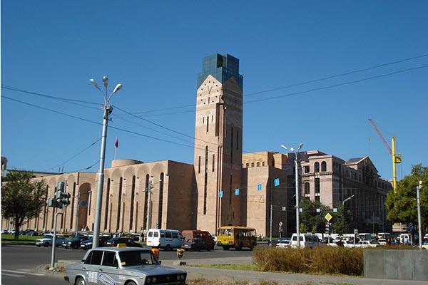 museum history yerevan12 - State Museum of History of Yerevan