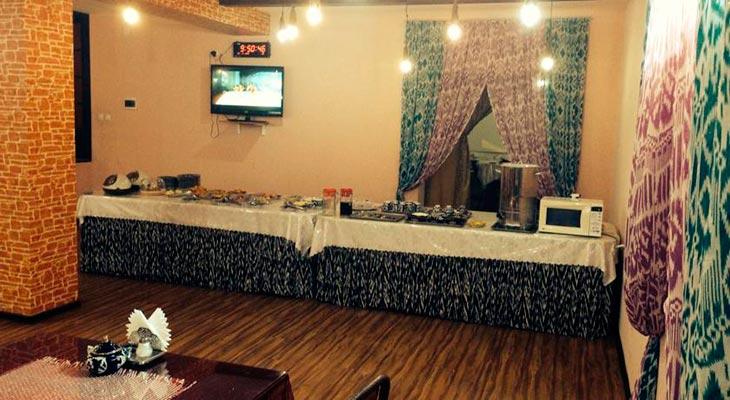 otel butiq12 - Hotel Boutique Tashkent