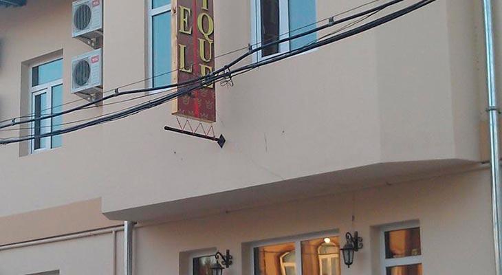 otel butiq2 - Hotel Boutique Tashkent