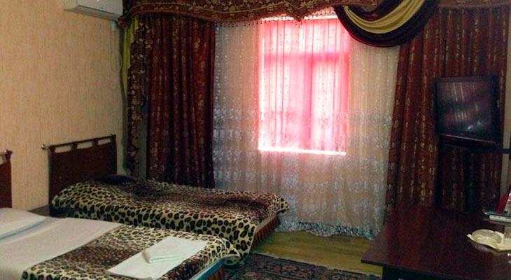 otel butiq5 - Hotel Boutique Tashkent