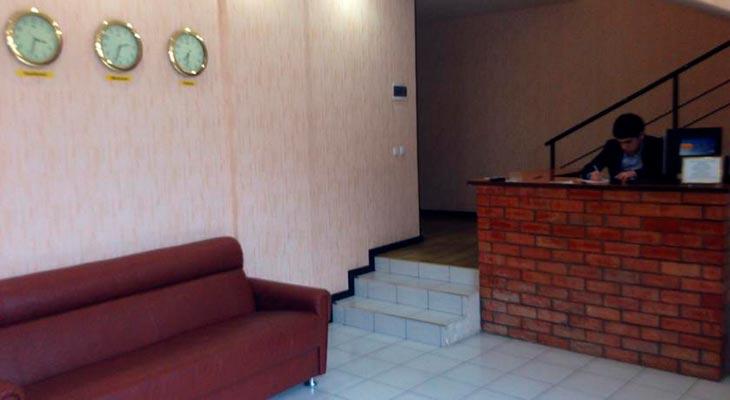 otel butiq6 - Hotel Boutique Tashkent