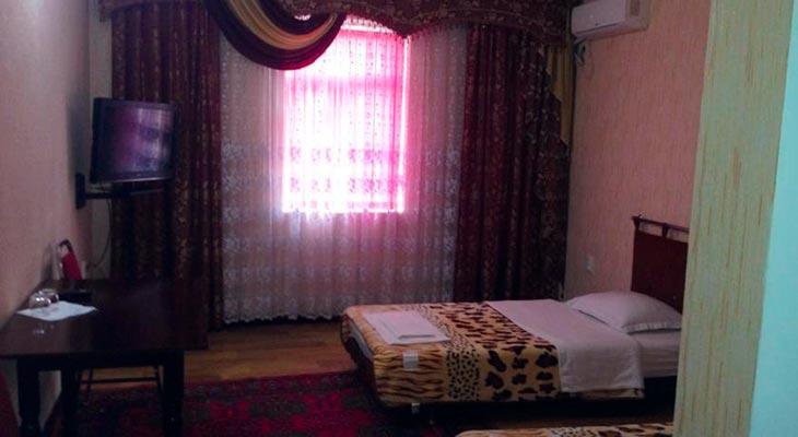 otel butiq7 - Hotel Boutique Tashkent
