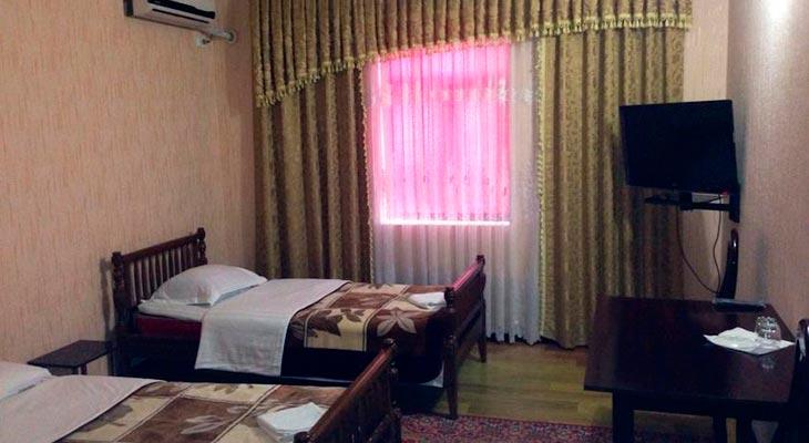 otel butiq8 - Hotel Boutique Tashkent