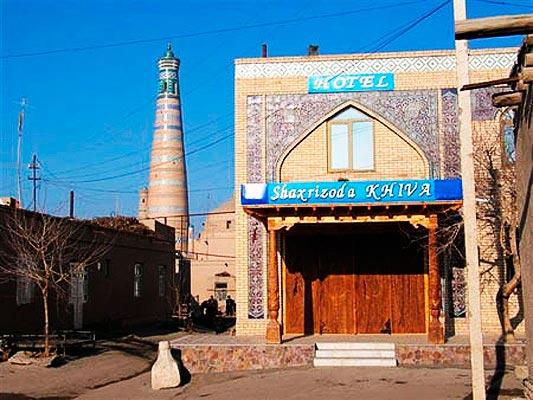 sheherezada1 - Shaxrizoda Khiva B&B
