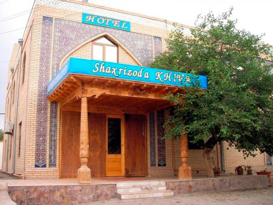 sheherezada12 - Shaxrizoda Khiva B&B