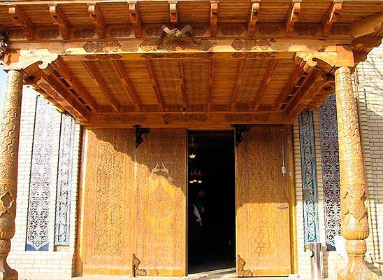 sheherezada2 - Shaxrizoda Khiva B&B