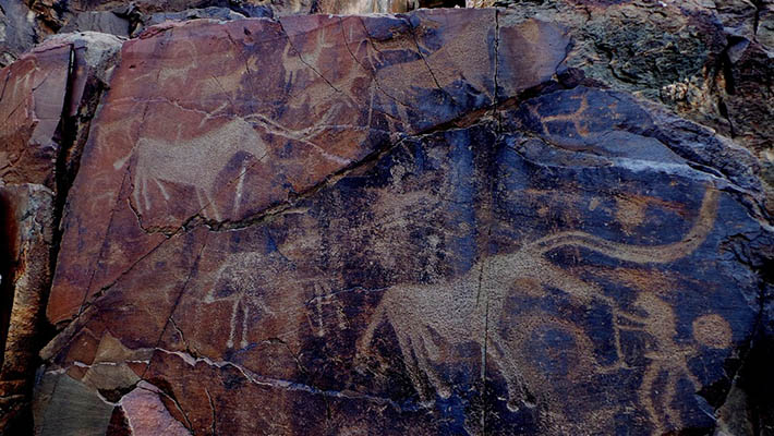 tanbaly6 - Petroglyphs Tanbaly
